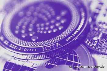 Zerwürfnisse bei IOTA? – Lead Developer verkauft alle MIOTA - CryptoMonday