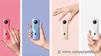 Ricoh Theta SC2: Schlanke 360-Grad-Kamera vorgestellt - COMPUTER BILD