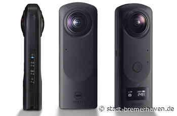 RICOH Theta Z1: 360-Grad-Kamera mit 23 Megapixel - Caschys Blog