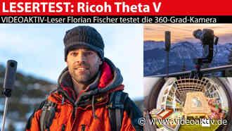 Ricoh Theta V: 360-Grad- und Panorama-Fotofunktion im Test plus Tipps & Tricks - VIDEOAKTIV