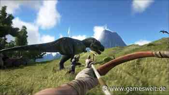 ARK: Genesis: Nächstes Survival-Kapitel hat konkreten Starttermin - gameswelt.de
