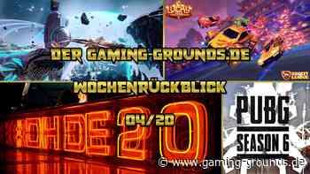 Die Woche 04/20: ARK Genesis , Karakin, DreamHack und LoL Prime League - gaming-grounds.de
