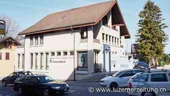 OKB setzt auf Präsenz in den Gemeinden   Luzerner Zeitung - Luzerner Zeitung