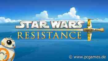 Star Wars Resistance: Auftritt von Kylo Ren im großen Finale - PC Games