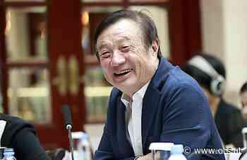 Huawei-Chef Ren Zhengfei: Handeln statt abwarten - APA OTS