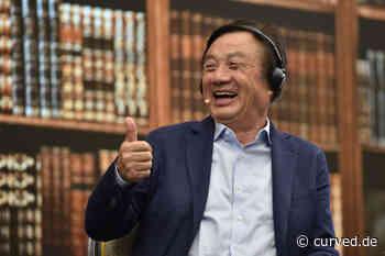 Huawei-Chef Ren Zhengfei kämpferisch: Huawei kann ohne die USA überleben - CURVED