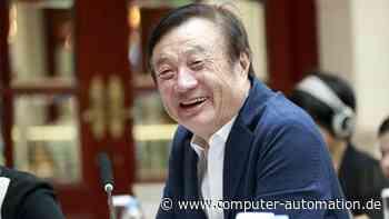 """Ein """"Leben-oder-sterben-Moment"""": Huawei-Gründer Ren Zhengfei macht Druck – Feldebene/Vernetzung - computer-automation.de"""