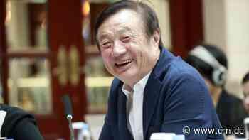 Leben oder sterben«: Huawei-Gründer Ren Zhengfei erhöht den Druck - crn.de