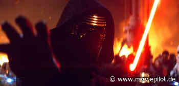 Gruseliges Star Wars-Bild enthüllt: Kylo Ren sah ursprünglich aus wie ein Zombie - Moviepilot