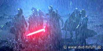 """""""Star Wars: Episode IX"""" - Neues Promo-Bild enhtüllt Knight of Ren mit neuer Waffe - Kino - DVD-Forum.at"""