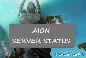Aion Server Status manuell oder automatisch checken - freeware.de
