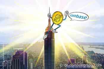 Coinbase startet Handel mit Stellar Lumens (XLM) im US-Bundesstaat New York - Cointelegraph Deutschland