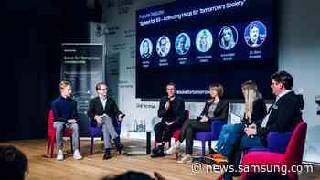 """5G-Anwendung für Erste Hilfe: Studentisches Team von FirstActKit gewinnt """"Solve for Tomorrow"""" Finale in Berlin und sichert sich Unterstützung von Samsung - Samsung Newsroom Deutschland"""