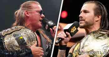 AEW vs. WWE: TV Ratings von Dynamite und NXT im Vergleich - SPORT1