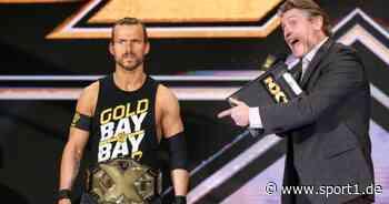 WWE NXT: Tommaso Ciampa attackiert Undisputed Era um Adam Cole - SPORT1