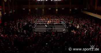 WWE NXT UK: Undisputed Era überraschen WALTER und Imperium - SPORT1
