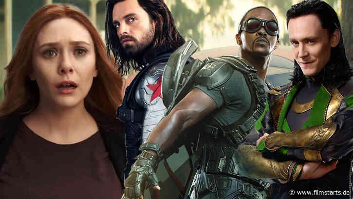 """""""Loki"""", """"WandaVision"""" & Co.: Das verrät der Trailer über die kommenden Marvel-Serien - filmstarts"""
