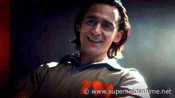 """Loki • Erste Szene aus der """"Loki"""" Serie teasert die Einbindung der Time Variance Authority in das MCU! - SuperheldenFilme.net"""