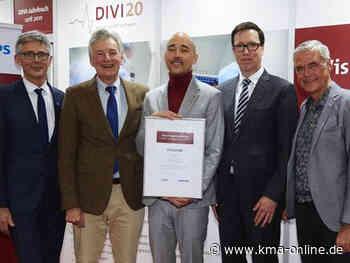 Forschung: DIVI und Philips verleihen Forschungsförderpreis Delir-Management - kma Online