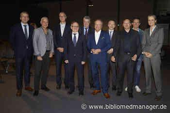 Personalie - Janssens wird neuer DIVI-Präsident - BibliomedManager