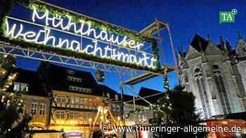 Mühlhäuser Weihnachtsmarkt lockt wieder rund um die Divi-Blasii-Kirche - Thüringer Allgemeine