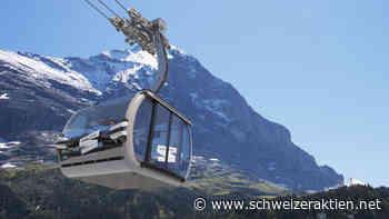 Jungfraubahn: Die V-Bahn kommt – what's next? - schweizeraktien.net