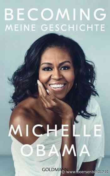 "Michelle Obamas ""Becoming"" ist erschienen / The next big thing - börsenblatt"