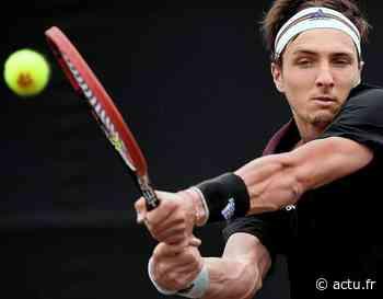 Yvelines. Tennis : formé à Feucherolles, il est aujourd'hui dans le top 250 mondial - actu.fr
