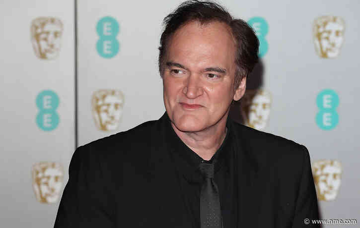 Quentin Tarantino's next film won't be arriving any time soon