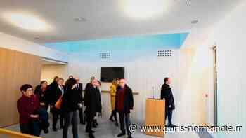 Le second crématorium de la métropole de Rouen inauguré au Petit-Quevilly - Paris-Normandie