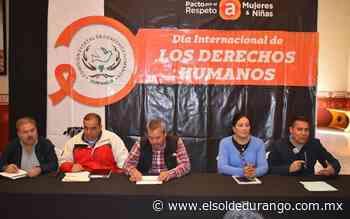 Se realizó segunda reunión del Consejo Municipal Ciudadano en Santiago Papasquiaro - El Sol de Durango