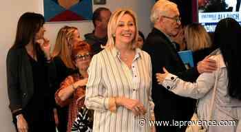 Municipales à Allauch : Monique Robineau veut une place pour le village - La Provence