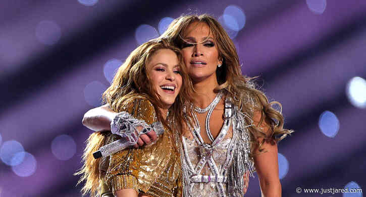 Jennifer Lopez & Shakira's Song Catalogs See 893 Percent Sales Gain After Super Bowl Performance