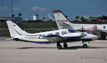 Protección Civil rastrea avioneta desaparecida en ruta Charallave-Higuerote - El Pitazo