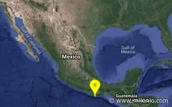 Puerto Escondido: Sismo de hoy 24 de enero en Oaxaca - Milenio