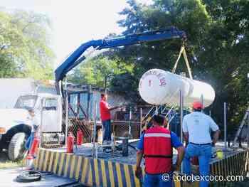 Desmantela Protección Civil centro de carburación de gas LP, en Llano Largo - todotexcoco.com