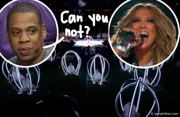 JAY-Z Told Jennifer Lopez To CUT 'Kids In Cages' Political Statement From Halftime Show?!