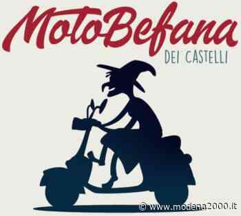 Motobefana in arrivo a Castelnuovo Rangone - Modena 2000