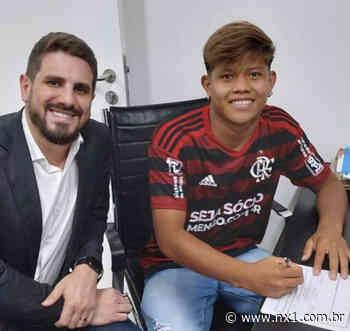 Índio de Canarana assina com o Flamengo - NX1