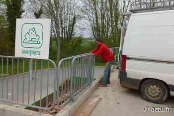 Yvelines. Fermeture temporaire de la déchéterie de Saint-Arnoult-en-Yvelines - actu.fr
