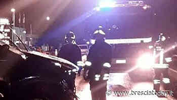 Schianto frontale nella notte, coinvolti 3 ragazzi: un quarto si è dato alla fuga - BresciaToday