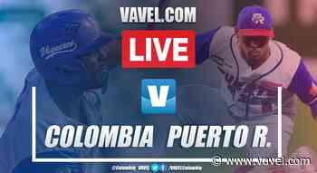 Resumen y carreras: Colombia 2-3 Puerto Rico en Serie del Caribe 2020 - VAVEL.com