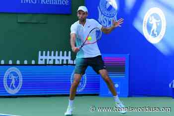 Old-school and motivated: Lessons from Ivo Karlovic's brief Pune sojourn - Tennis World USA