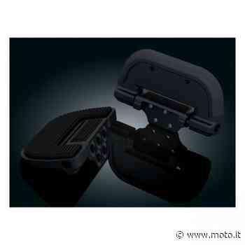 Vendo Pedane guidatore e passeggero Kuriakyn Premium ner Altre Marche a Roncadelle (codice 7974742) - Moto.it