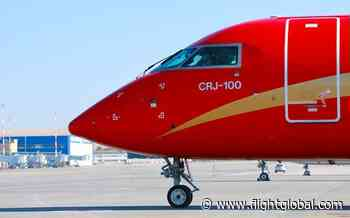 RusLine CRJ suffers nose-gear collapse at Tomsk - Flightglobal