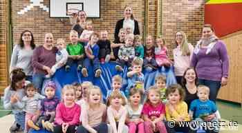 Spaß und Freude beim Kinderturnen der SpVgg Teunz - Onetz.de