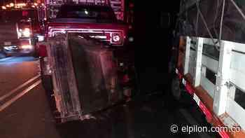 Accidente en vía Curumaní- Pailitas deja dos heridos - ElPilón.com.co