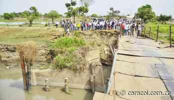 Obra del puente El Chorro en Magangué iniciará a finales de febrero - Caracol Radio