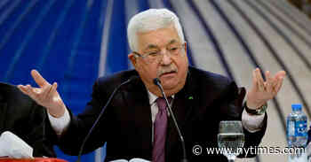 The Palestinian Authority Is a Sinking Ship