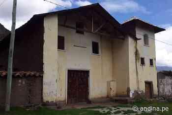 Hay 44 familias afectadas por grietas en viviendas de Pomabamba - Agencia Andina